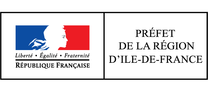 Site web de la préfecture de la région Île-de-France